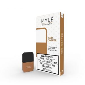 MYLÉ Iced Coffee Vape Pods