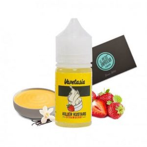 Killer Kustard Strawberry by Vapetasia Salts 30ml IN DUBAI/UAE