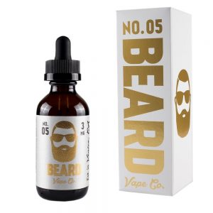 BEARD VAPE CO. NO.05 – 60ML EDITION IN DUBAI/UAE