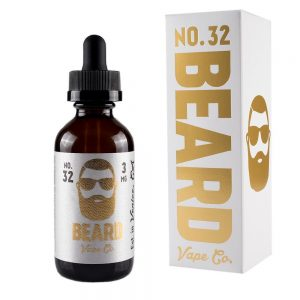 BEARD VAPE CO. NO.32 – 60ML EDITION IN DUBAI/UAE
