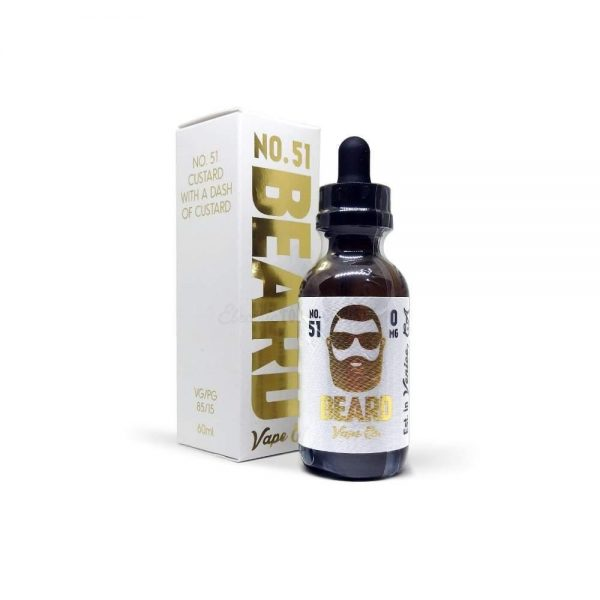 BEARD VAPE CO. NO.51 – 60ML EDITION IN DUBAI/UAE