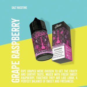 Grape Raspberry Nasty Shisha Nicotine Salt in Dubai/UAE