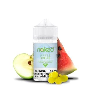 APPLE COOLER – NAKED 100 E-LIQUID – 60ML IN DUBAI/UAE