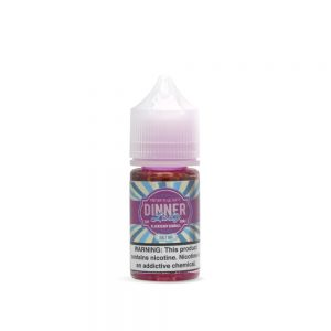 Blackberry Crumble Salt Nic by Dinner Lady 30ml in Dubai/UAE