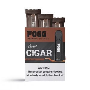 CIGAR – SECRET SAUCE DISPOSABLE POD DEVICES BY FOGG VAPE in DUBAI/UAE