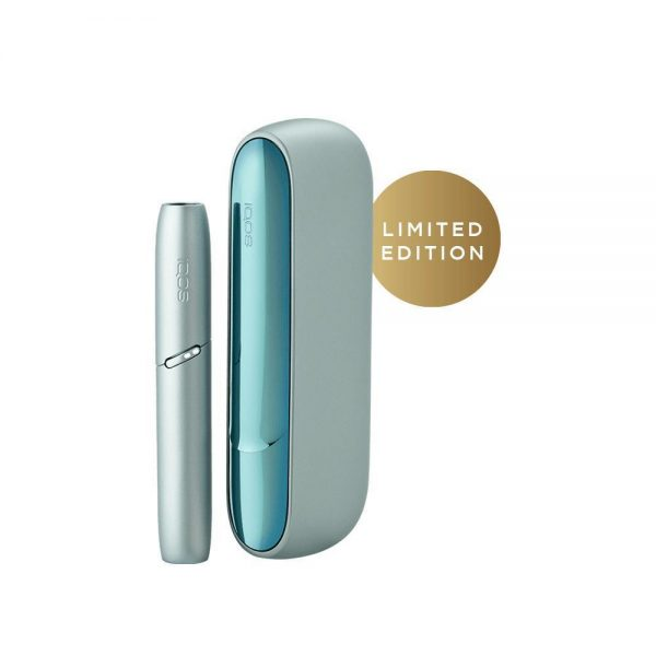 IQOS 3 DUO Kit Lucid Teal (Limited Edition)  in Dubai/UAE