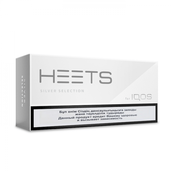 IQOS HEETS Silver Selection (10pack) in DUBAI/UAE