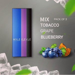 MYLE DISPOSABLE DEVICE MIX in DUBAI/UAE