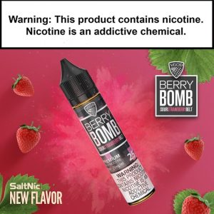 Berry Bomb By VGOD SaltNic Labs 30ml in Dubai/UAE
