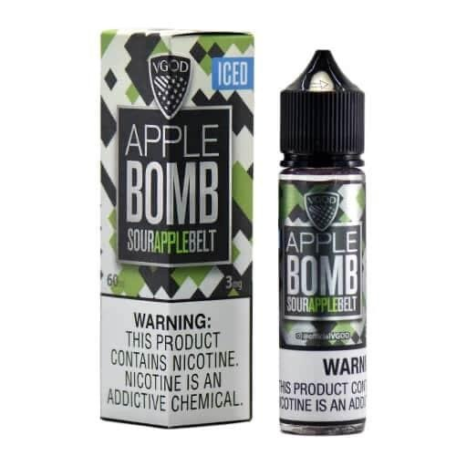 Apple Bomb by VGOD E-Liquid – 60ml IN DUBAI/UAE