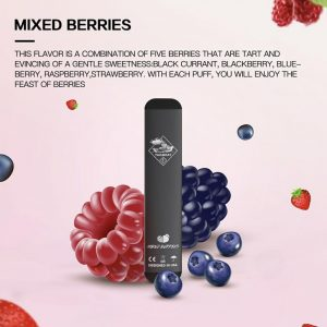 Tugboat V2 Mixed Berries in Dubai/Uae