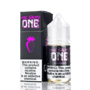 THE SALTY ONE STRAWBERRY BY BEARD VAPE CO. 30ML in DUBAi/UAE