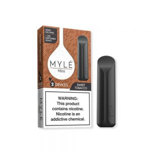 MYLÉ Mini – Sweet Tobacco Disposable Device in Dubai/UAE