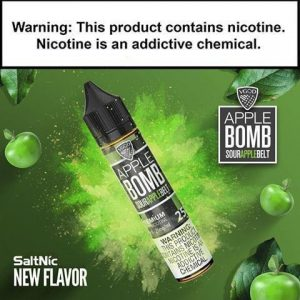VGOD SaltNic Apple Bomb 30ml Nic Salt Vape Juice in Dubai/UAE