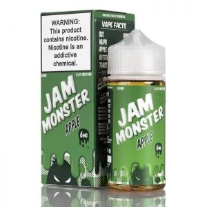 APPLE – JAM MONSTER LIQUIDS – 100ML IN DUBAI/UAE