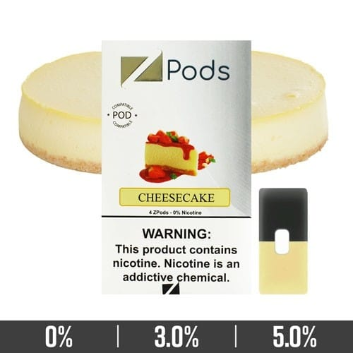 CHEESECAKE ZIIP PODS FOR JUUL DEVICES IN UAE/DUBAI