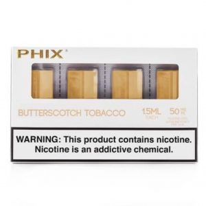BUTTERSCOTCH PHIX REPLACEMENT PODS – PHIX IN DUBAI/UAE