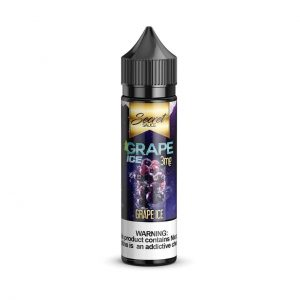 SECRET SAUCE E-LIQUID – GRAPE ICE – 60ML IN DUBAI/UAE