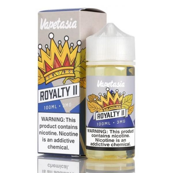 ROYALTY II – VAPETASIA – 100ML IN DUBAI/UAE