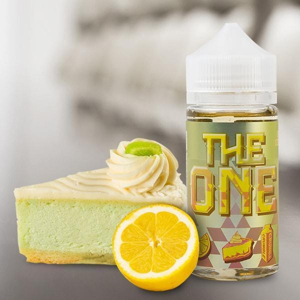THE ONE LEMON E-LIQUID–100ML IN DUBAI/UAE