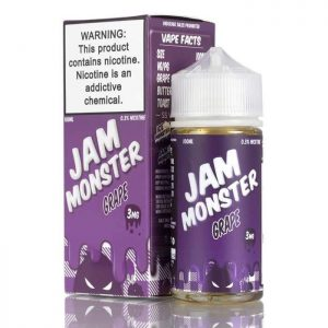 GRAPE – JAM MONSTER LIQUIDS – 100ML IN DUBAI/UAE