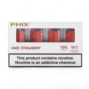 HARD STRAWBERRY PHIX REPLACEMENT PODS IN DUBAI/UAE