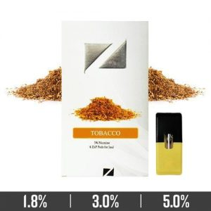 BEST TOBACCO ZIIP PODS (JUUL COMPATIBLE) IN UAE/DUBAI
