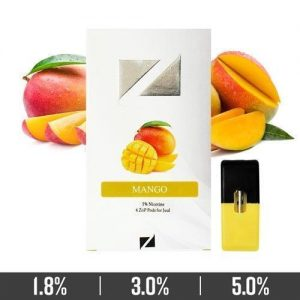 BEST MANGO ZIIP PODS (JUUL COMPATIBLE) IN UAE/DUBAI