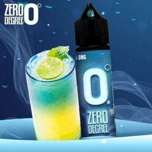 MINT LIME BY ZERO DEGREE E-JUICE – 60ML IN DUBAI/UAE