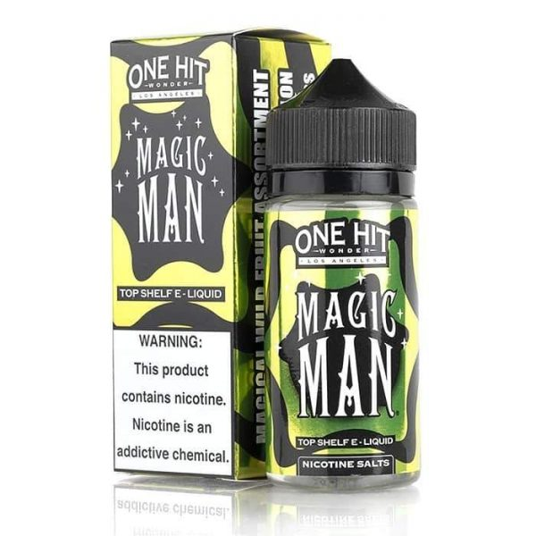 MAGIC MAN – ONE HIT WONDER – 100ML IN DUBAI/UAE