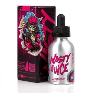 WICKED HAZE – NASTY JUICE E-LIQUID – 60ML IN DUBAI/UAE