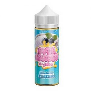 OVER LOADED BLUEBERRY CUSTARD – 120ML IN DUBAI/UAE