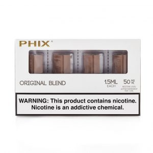 ORIGINAL TOBACCO PHIX REPLACEMENT PODS – PHIX IN DUBAI/UAE