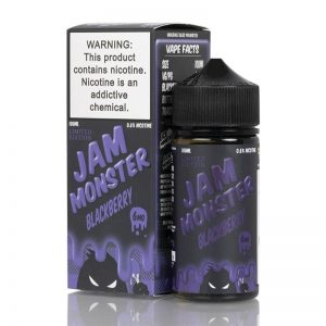 BLACKBERRY – JAM MONSTER LIQUIDS – 100ML IN DUBAI/UAE