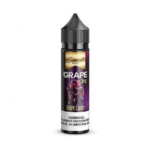 SECRET SAUCE E-LIQUID – GRAPE – 60ML IN DUBAI/UAE