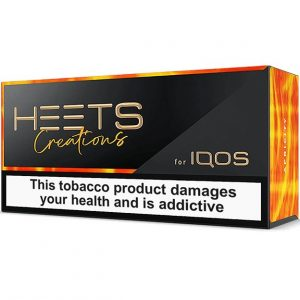 Heets Creation Apricity – New Limited Edition Heated Sticks – Russian